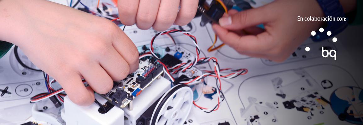 Experto Universitario en Robótica, Programación e Impresión 3D