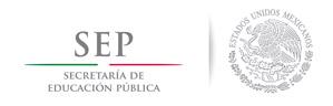 Logo SEP. Secretaría de Educación Pública