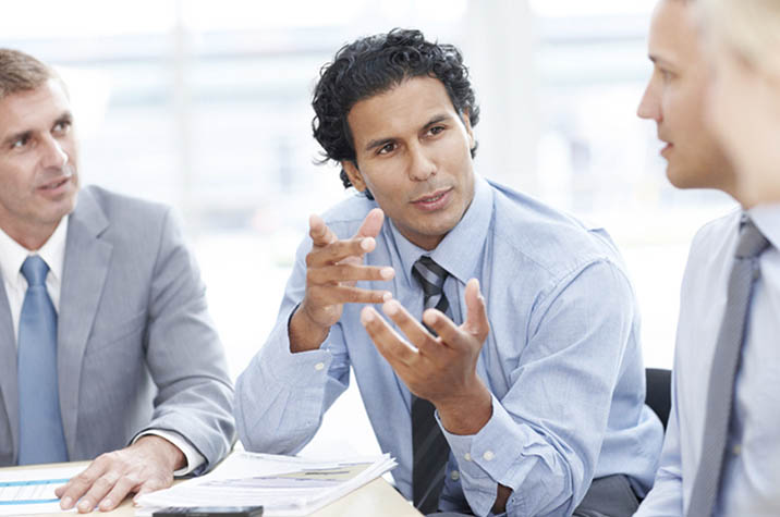 reunion de directivos