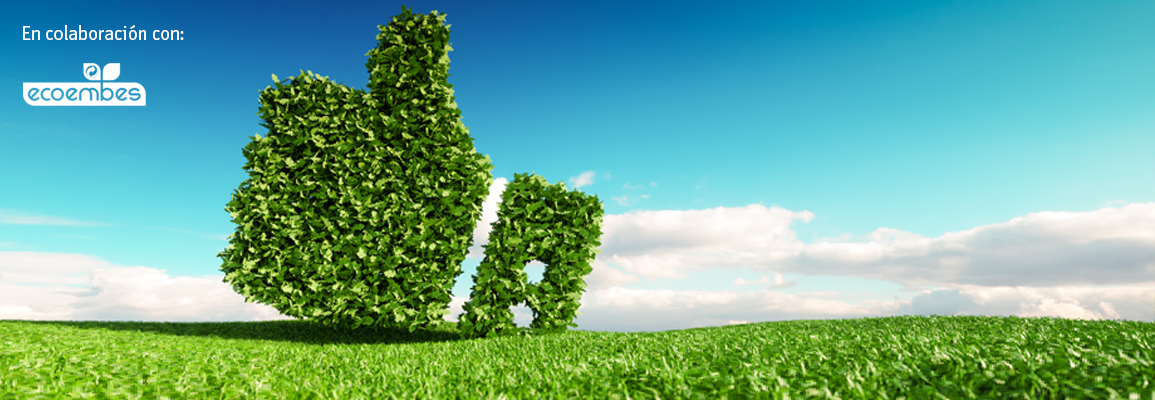 Adquiere una visión integral del Packaging y el Ecodiseño aplicado a la economía circular
